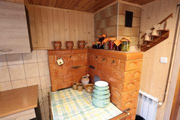 Agroturystyka nad Tanwią - kuchnia